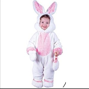 Other - NEW CUDDLY BUNNY TODDLER COSTUME